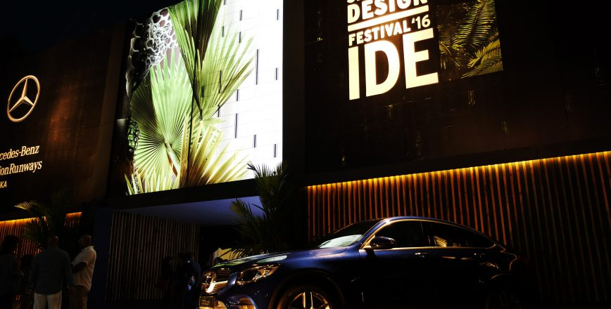 SLDF-Facade design - Night time with backlight-front